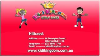 <h5>Kidi Kingdom Child Care - Hillcrest</h5>