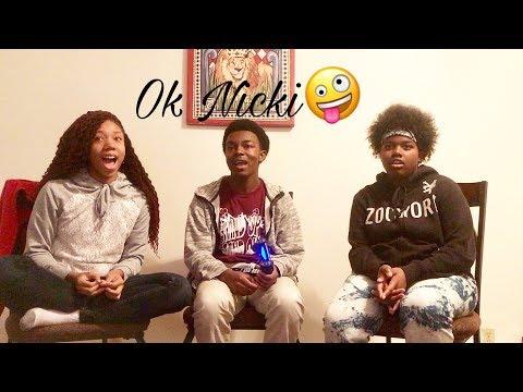 Lil Uzi Vert - The Way life Goes Remix (Feat. Nicki Minaj) Reaction