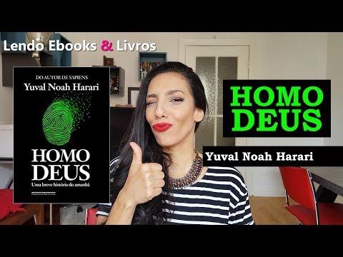 Resenha de Homo Deus - Yuval Noah Harari