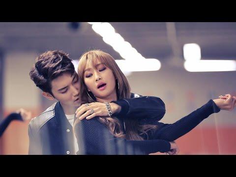 dance practice         hyolyn  x        jooyoung           erase