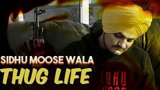 Thug Life ( FULL SONG ) - Sidhu Moosewala   Byg Byrd   New Punjabi Song 2017