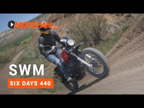 Vídeos de la SWM Six Days 440