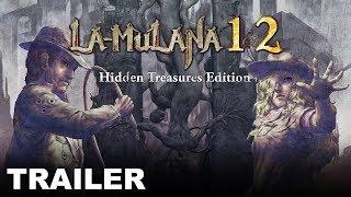 LA-MULANA 1 & 2 - Challenges Trailer (Nintendo Switch, PS4, XBox One)