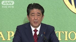 安倍総理VS石破氏自民・総裁選討論会ノーカット318/09/14
