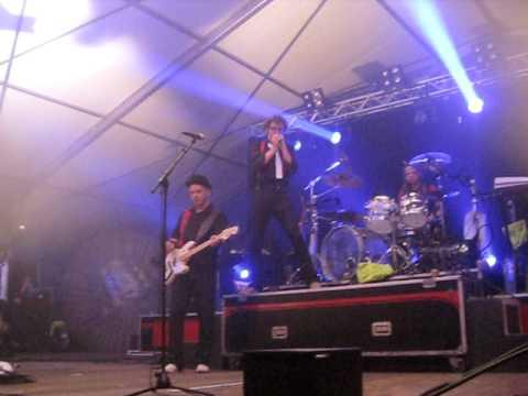 Lindefeesten - Band Zonder Banaan - Jazzballet is Vet !! - 22 april 2011 Sambeek