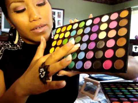 Galaxy Chic Baked Eyeshadow Palette by BH Cosmetics #9