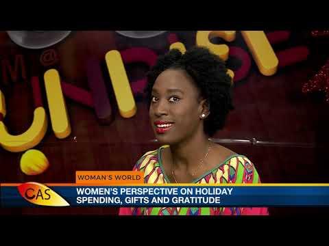 CVM LIVE - Sunrise - A Woman's World - December 13, 2018