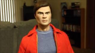 Nate's Custom Smallville Figure