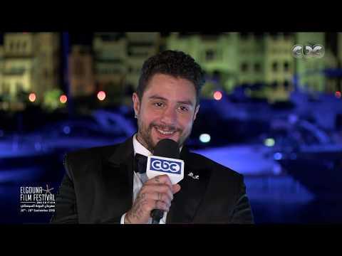 """أحمد الفيشاوي في """"الجونة السينمائي"""": """"عيار ناري"""" كان جيدا على ورق هيثم دبور"""
