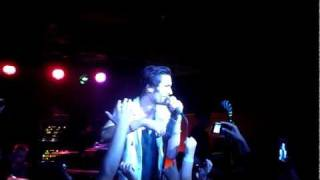 Kids in the Street Live HD - The All-American Rejects Reno, NV 1/19/2012