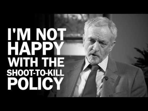 Tory attack ad on Jeremy Corbyn