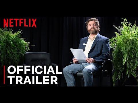 BETWEEN TWO FERNS The Movie Trailer 2019 Matthew McConaughey, Benedict Cumberbatch Movie HD