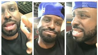 Funk Flex slams guy who handed 50 cent CIROC ! + JAY Z ALBUM