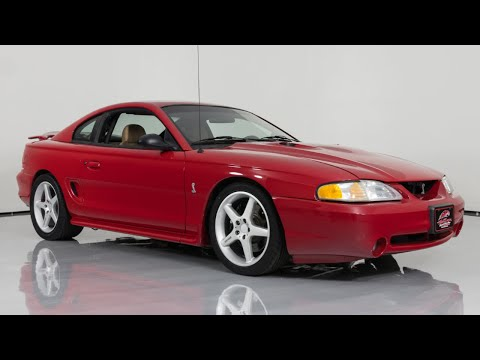 Video of '97 Ford Mustang located in St. Charles Missouri - Q83F