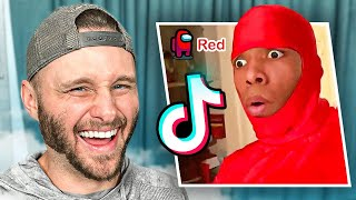 Among Us TRY NOT TO LAUGH *TIKTOK EDITION*