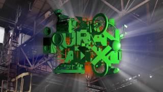 URBANATIX - DROP THE BEAT - SHOW TRAILER 2016