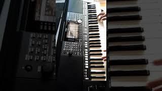 Organ s975 khách tét sampler tại nhạc cụ hồng nhung