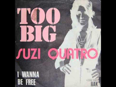 Suzi Quatro - Too Big