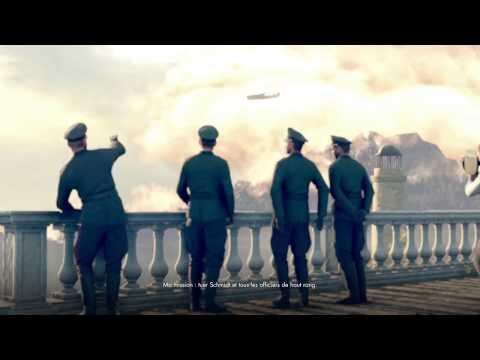 Première partie de la campagne (coop) sur Sniper Elite 4