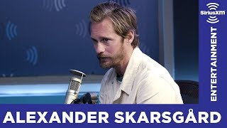 Alexander Skarsgård Teases His Role As Randall Flagg In The Stand
