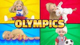 Barbie - The Family Olympics | Ep.315