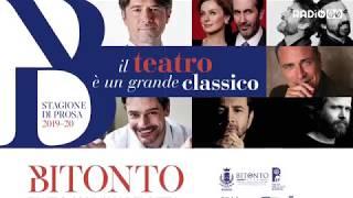 Presentata la stagione completa del teatro Traetta 2019/2020