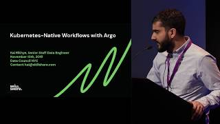 Kubernetes-Native Workflow Orchestration with Argo