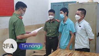 Thêm một người bị bắt với cáo buộc theo Đào Minh Quân lật đổ chính quyền.