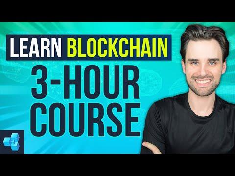 Learn Blockchain: The COMPLETE beginner's guide