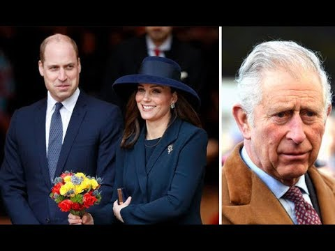 Royal news: Prince Charles is said to be jealous of Kate and William's popularity
