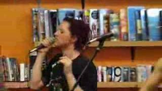 Dresden Dolls - Sing - Live @ Sonic Boom Records