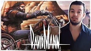 DAVID MANN: A HISTÓRIA DE UM ÍCONE DO MOTOCICLISMO - MOTORAMA #182