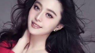 中国の生んだ類希なる美貌、范氷氷ファンビンビン画像