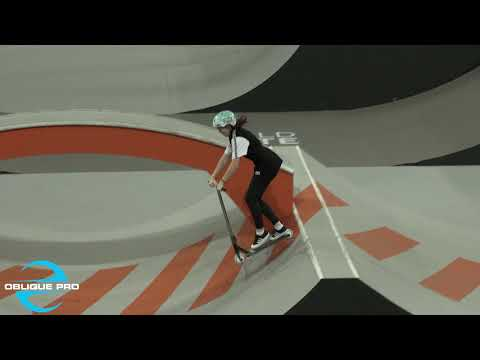 Pascal Berry - ISA Women's World Scooter Semi Finals 2019