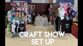 Craft Show Set Up And Display-Booth Setup-Craft Fair Life