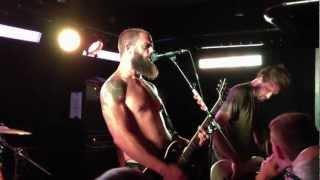 "Baroness - Live beta Copenhagen ""Eula"" 2012- 08- 07"