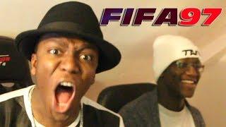 РЕАКЦИЯ НА FIFA97 СПУСТЯ 20 ЛЕТ