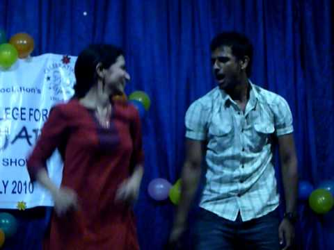Anna Adarsh College for Women video cover1