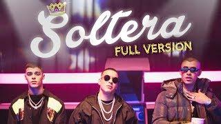 Soltera (Full Remix) - Lunay x Daddy Yankee x Bad Bunny | by @hectorelvega
