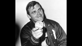 1968 MLB Highlight - Detroit Tigers Denny McLain 30th Win In HD Color