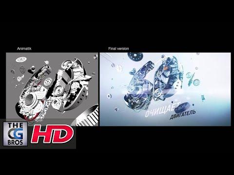 "CGI 3D Making Of : ""TNK Pulsar"" by Nile Studio"