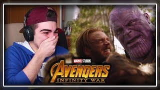 Avengers: Infinity War NEW TRAILER - REACCIÓN