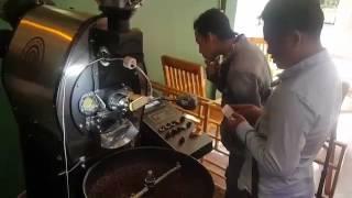 Training  Roasting Coffee With Has Garanti 2016