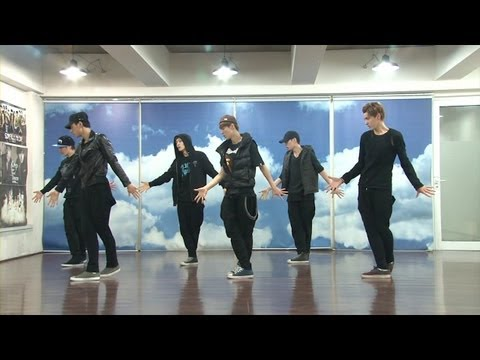 exo m           history dance practice chinese ver