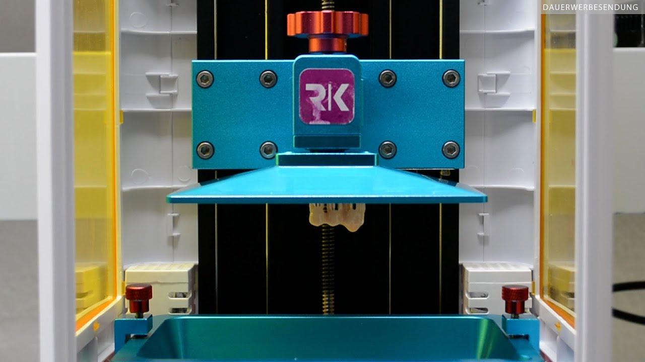 3D-Druck in der Zahntechnik