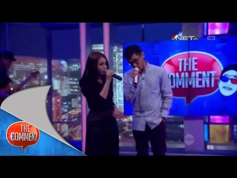 The Comment - Rossa FT  Afgan Kamu Yang Ku Tunggu - The Comment