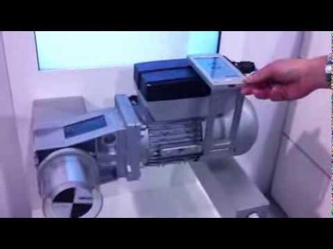 Video of Lenze Smart Motor