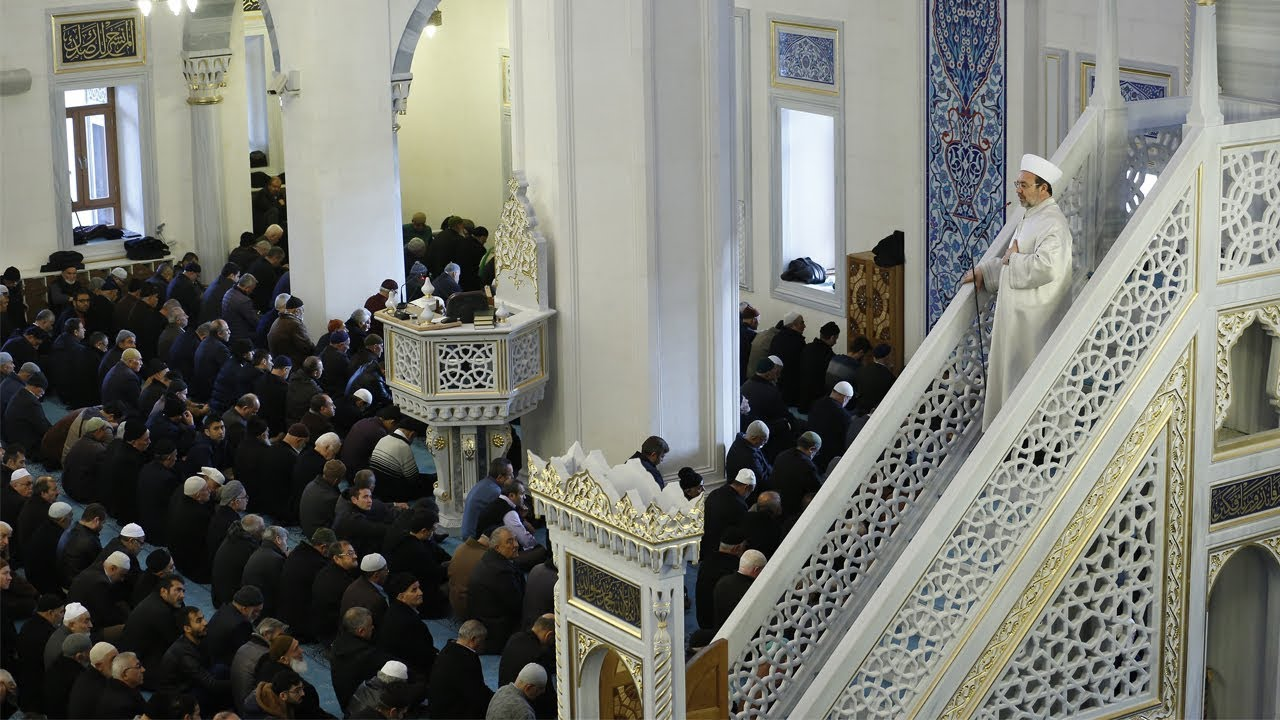 Kırıkkale Nur Camii I Cuma Hutbesi I 02.12.2016