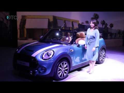 New MINI Cabrio Menjadi Line-up Terbaru MINI di GIIAS 2016 | Oto.com