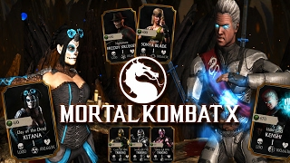 mortal kombat x 1 16 public hacked account giveaway ios and android
